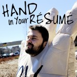 HAND In Your Resume