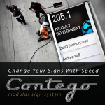 Contego Modular Sign System